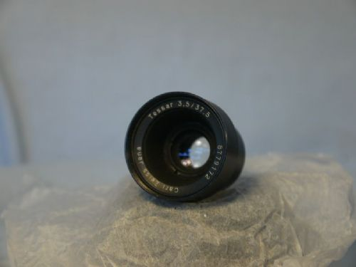 '    37.5mm 3.5 Carl Zeiss -NEW-UNUSED-TOP BOKEH-  ' Carl Zeiss Jena 37.5mm 3.5 Prime Lens -GREAT FOR PROJECT- GREAT BOKEH- £24.99